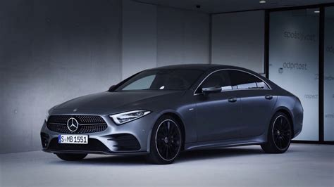 NEW Mercedes CLS (2019) Launch Film - YouTube